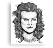 Harry the boy Canvas Print