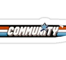 GI COMMUNITY Sticker
