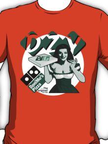Pizza Girl 2 T-Shirt
