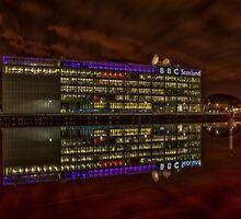 BBC Scotland by Mike Hardisty