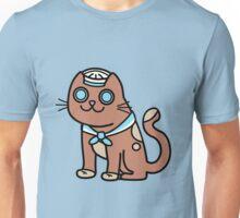 Sid the Sailor Cat Unisex T-Shirt