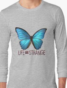 Life is Strange Butterfly Long Sleeve T-Shirt
