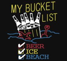 My Bucket List by Paducah