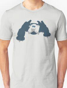 Beldum to Metagross Unisex T-Shirt