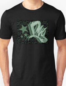 Dreamer Pattern Green Unisex T-Shirt