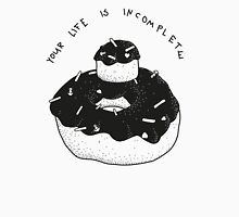 Incomplete Donut Unisex T-Shirt