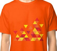 Triangular Flame Classic T-Shirt