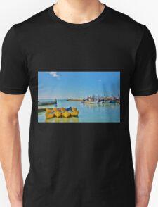 essaouira harbour T-Shirt