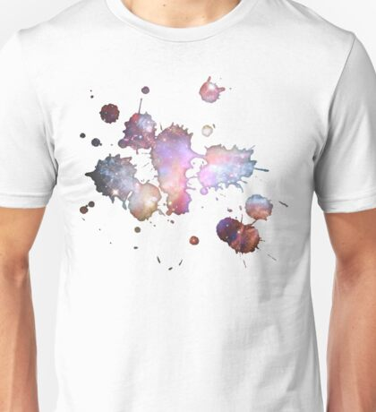 Cosmic Paint Unisex T-Shirt