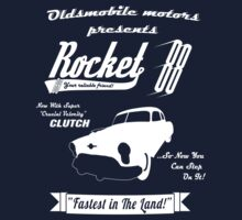 Rocket 88 Clutch by George Williams