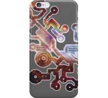 Cosmic Circuit iPhone Case/Skin