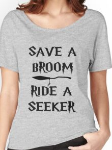 Save A Broom Women's Relaxed Fit T-Shirt