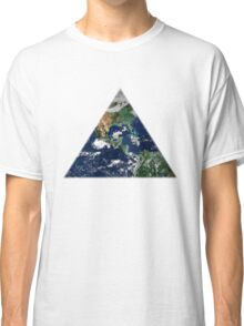 Earth Triangle Classic T-Shirt