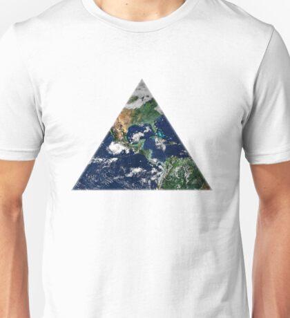 Earth Triangle Unisex T-Shirt
