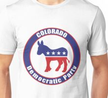 Colorado Democratic Party Original Unisex T-Shirt