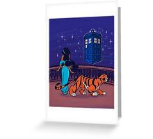 I can show you the Universe Greeting Card