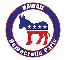 Hawaii Democratic Party Original by Democrat