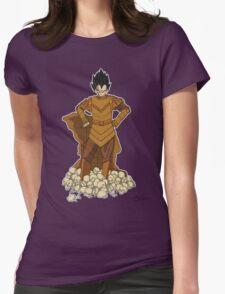 Vegeta the Carpathian Womens Fitted T-Shirt