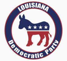 Louisiana Democratic Party Original One Piece - Long Sleeve