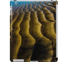 STILLNESS AT THE BEACH iPad Case/Skin