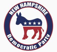 New Hampshire Democratic Party Original Kids Tee