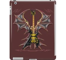 Dark Angel Death iPad Case/Skin