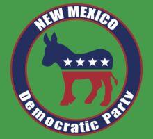 New Mexico Democratic Party Original Kids Clothes