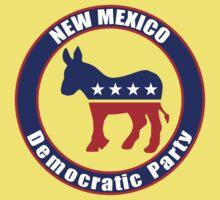 New Mexico Democratic Party Original Baby Tee