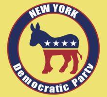 New York Democratic Party Original Kids Tee