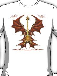 Dark Angel Heavy Guitar T-Shirt