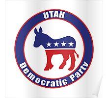Utah Democratic Party Original Poster