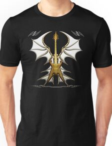 Dark Angel Heavy Guitar Unisex T-Shirt