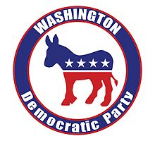 Washington Democratic Party Original by Democrat