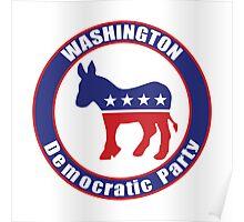 Washington Democratic Party Original Poster