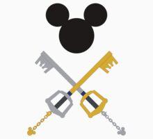 King Mickey minimal by ZoBo