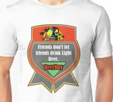 Beer Party Day Unisex T-Shirt