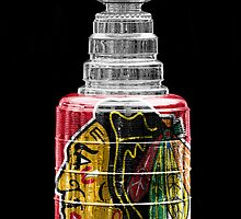 Stanley Cup Chicago by AndrewFare