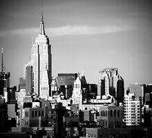 Empire State Building NYC by Ryan McEwan