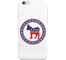 Democratic Party Wins iPhone Case/Skin