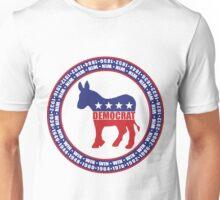Democratic Party Wins Unisex T-Shirt