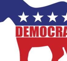 Democratic Party Wins Sticker