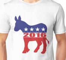 Vote 2016 Democratic Party  Unisex T-Shirt