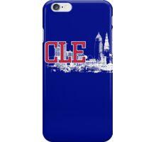 CLE Skyline iPhone Case/Skin
