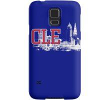 CLE Skyline Samsung Galaxy Case/Skin