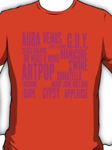 ARTPOP (White) T-Shirt