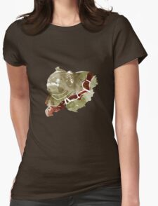 Dota 2 - Pudge Artwork Womens Fitted T-Shirt