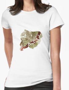Dota 2 - Pudge Artwork Womens Fitted T-Shirt