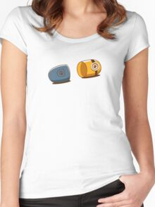Minion Capsule Women's Fitted Scoop T-Shirt