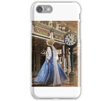 Belle in Town iPhone Case/Skin