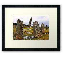 IRELANDS PAST  Framed Print
